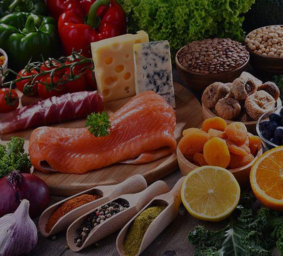 Les règles d'une alimentation saine & équilibrée